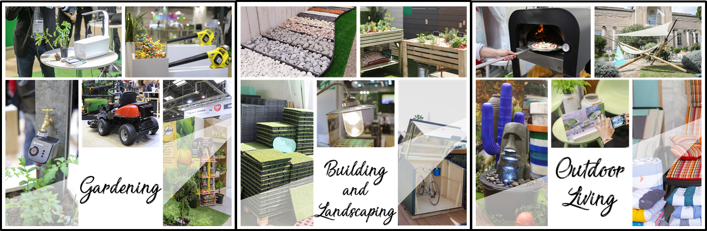 Gardening, Building & Landscaping, Outdoor Living